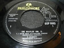 The Beatles ‎– The Beatles (No.1) Extended Play - Parlophone GEP 8883 (1963) 7""