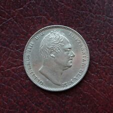 More details for william iv 1831 silver maundy fourpence