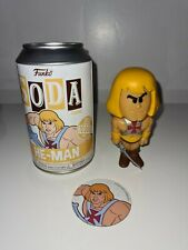 Funko Vinyl Soda HE-MAN Masters Of The Universe Limited Edition 10,000 Pcs