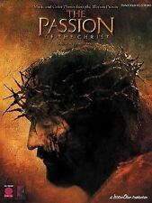 The Passion of the Christ: Piano Solo Music and Color Photos from the Motion Pic