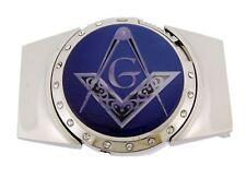 Lighters Mason Belt Buckle Masonic Metal Fashion Men Women Unisex Compass