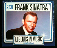 LEGENDS IN MUSIC COLLECTION - FRANK SINATRA - 2 CD NEUF -