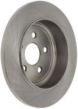 Disc Brake Rotor-C-TEK Standard Rear Centric 121.63054