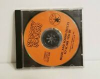 Rubie's Spooky Sounds Music and Sound Effects to Scare You By Halloween CD