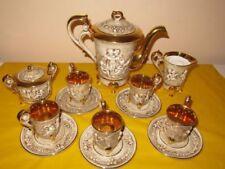Gold Capodimonte Porcelain & China