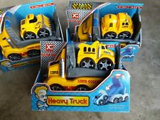 Under Construction X 3 Trucks With Lights And Sound. New