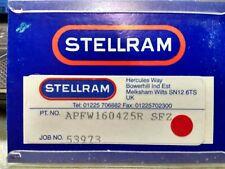 5x Stellram Carbide Milling Inserts APFW160425R  SFZ