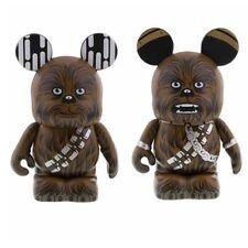 Disney Vinylmation Star Wars Chewbacca Eachez Limited Edition Chewie Sealed Box
