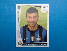 Panini Champions League 2009 2010 N.365 Samuel Inter
