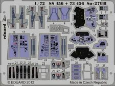 Eduard Zoom ss456 1/72 Trombettista osipovič SUCHOJ su-27ub FLANKER SA