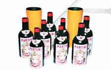 Stage, Parlor - Magic Trick - Multiplying Bottles - (Set Of 8) Pc - Ft