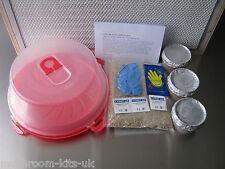 Magic ferme le pleurote growing kit - 3x grow pots (taille moyenne)