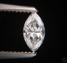 """EGL-USA Certed 0.33ct MARQUISE cut Diamond """"E"""" SI-1"""