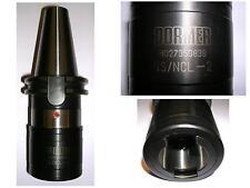 MANDRINO MASCHIATORE DORMER COMPENSATO M6-M24 ATTACCO ISO40 DIN69871