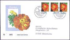 BRD 2005: Tagetes! FDC der Nr. 2471 mit Berliner Sonderstempeln! Gelaufen! 1711