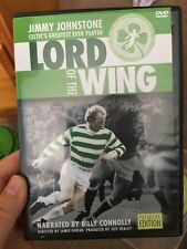 Jimmy Johnstone - Lord Of The Wing - Celtic FC's Greatest Player DVD (soccer)