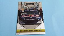 2011 PRESS PASS NASCAR STEALTH RED BULL RACING TEAM TOYOTA CARD #20