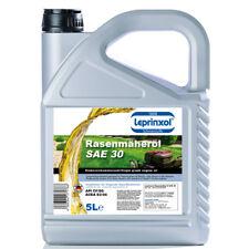 5l SAE30 Rasenmäheroel für Viertaktmotoren 5 Liter