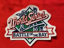 1989 World Series OAKLAND ATHLETICS vs SAN FRANCISCO GIANTS Patch For Jersey NEW