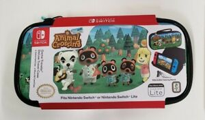 NEW Animal Crossing Travel Case for Nintendo Switch or Nintendo Switch Lite
