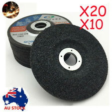 "5"" Grinding Discs Cutting Wheels Flap 125mm x 6mm Metal Steel Angle Grinder AU"
