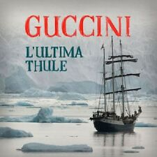 33 LP Francesco Guccini ‎– L'ultima Thule EU 2012 EMI SEALED 50999 7251031 5