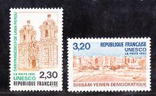 ¤¤ Yvert service 102/103 - UNESCO 1990 - Neuf**  ¤¤
