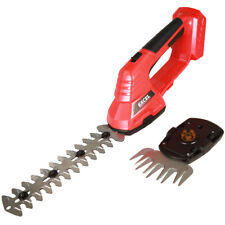 More details for excel 18v cordless hedge trimmer cutter & grass shear body only