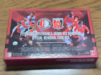 【soccer】Feyenoord & Urawa Reds Official Memorial Card Box.from Japan