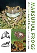 Marsupial Frogs: Gastrotheca and Allied Genera, Duellman 9781421416755 New+=