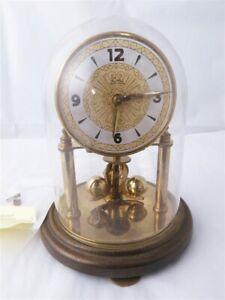 Vintage German Koma Dome Anniversary Clock 1393b
