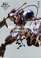 Mobile Suit Gundam: Iron-Blooded Orphans Mechanics & World 2 Art Book from Japan