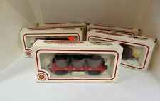 NOS Lot Of 5 Bachmann HO Scale Electric Train Cars Caboose Tank Ore