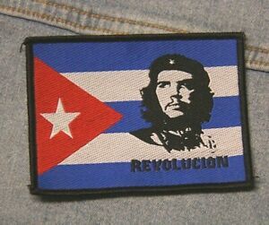 Che Guevara sew  on patch retro Official merchandise metal music