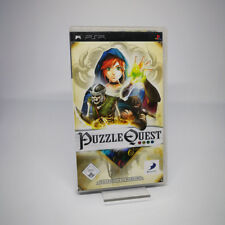 Sony Playstation Portable PSP - Game | Puzzle Quest | including box