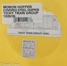 Tichy Train Group N #10263N Monon Covered Steel Hopper