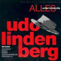 Udo Lindenberg Alles unter Kontrolle [CD]
