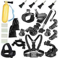 32in1 Outdoor Camera Accessories Chest Mount Strap For GoPro Hero 2 3 4 5 3+ 1