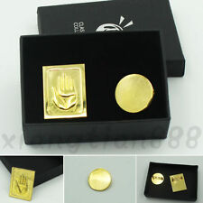 JoJo's Bizarre Adventure Kujo Jotaro Badges Pins Box Cosplay Costume Collection