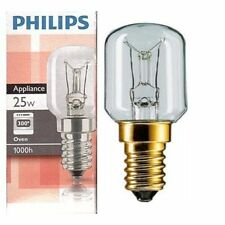 GENUINE Philips Branded Appliance Light Bulb Lamp Oven Cooker 25w SMALL SCREW