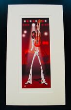 JIMMY PAGE-LED ZEPPELIN-Rare Limited Edition #2/20 Artist Signed AP Lithograph