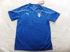 CAMISETA SELECCION ITALIA. TALLA L. PUMA. MAGLIA. NEW WITH TAGS. T-SHIRT. TRIKOT