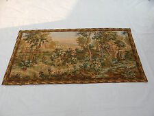 Vintage French Beautiful Scene Tapestry 162X80cm (T992)