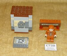 LEGO Minifigs: Harry Potter hp122 Fred / George Weasley & DIAGON ALLEY Parts