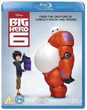 Big Hero 6 8717418451097 Blu-ray Region B