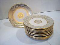 "Vintage Stangl Pottery Florentine 6.25"" Bread Plates 10pcs."