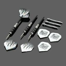 28g Professional Stainless Steel Tip Darts Set With Dart Flights With Case 3PCS