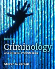 Criminology : A Sociological Understanding by Steven E. Barkan (2008, Hardcover)