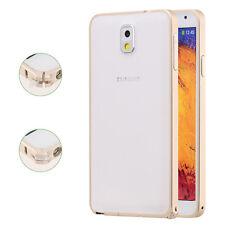 Aluminium Bumper Samsung Galaxy Note 2 CNC Schutzhülle Metall Rahmen Case Cover