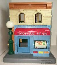 Sesame Street / Hooper's Store 2010 Hasbro Play Set #32692 Building Only